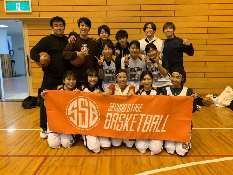 バスケサークルDeers女子チーム