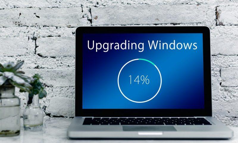 windowsノートパソコンの画像